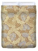 Bower Wallpaper Design Duvet Cover by William Morris