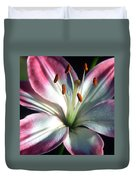 Brilliance Duvet Cover by Kathy Yates