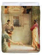 Caracalla Duvet Cover by Sir Lawrence Alma-Tadema
