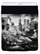 Castle Lyons Duvet Cover by Simon Marsden