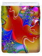 Celebration . S16 Duvet Cover by Wingsdomain Art and Photography
