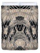 Chrome Duvet Cover by Tim Allen