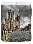 Church Of England Duvet Cover by Adrian Evans