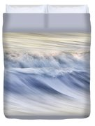 Color Wave IIi Duvet Cover by Rob Travis