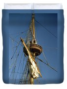 Crows Nest Duvet Cover by Skip Willits
