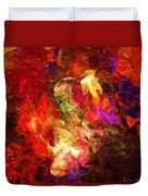 Damnation Duvet Cover by David Lane
