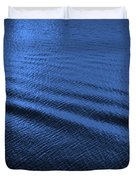 Deep Blue Sea Duvet Cover by Carol Groenen