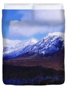 Derryclare Lough, Twelve Bens Duvet Cover by The Irish Image Collection