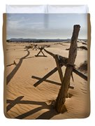 Desolate Duvet Cover by Heather Applegate
