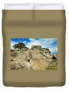 Devil's Den Formation 87 Duvet Cover by Paul W Faust -  Impressions of Light