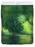 Dream 1 Duvet Cover by Anil Nene
