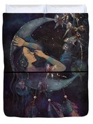 Dream Catcher Duvet Cover by Dorina  Costras