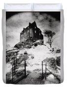 Duntroon Castle Duvet Cover by Simon Marsden