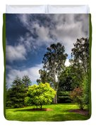 English Countryside  Duvet Cover by Adrian Evans