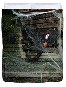 Escaping The Web Duvet Cover by LeeAnn McLaneGoetz McLaneGoetzStudioLLCcom