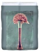 Estillo Vase - S01v4b2t03 Duvet Cover by Variance Collections