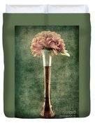 Estillo Vase - S02et01 Duvet Cover by Variance Collections