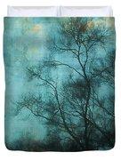 Evening Sky Duvet Cover by Judi Bagwell