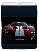 Ford Gt Duvet Cover by Douglas Pittman