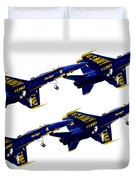 Formation Duvet Cover by Greg Fortier