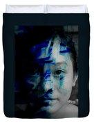 Free Spirited Creativity Duvet Cover by Christopher Gaston