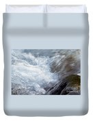 Froth Duvet Cover by Sharon Talson