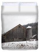 Frozen In Time  Duvet Cover by John Stephens