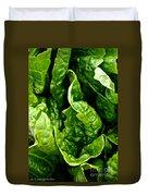 Garden Fresh Duvet Cover by Susan Herber