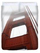 Golden Gate Bridge Duvet Cover by Cassie Marie Photography