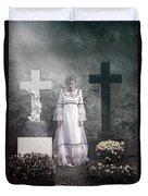 Graves Duvet Cover by Joana Kruse