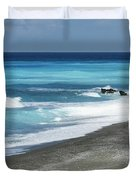 Greece, Lefkas Duvet Cover by Axiom Photographic