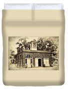 Harpers Ferry Armory Duvet Cover by Bill Cannon