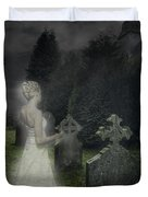 Haunting Duvet Cover by Amanda And Christopher Elwell