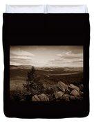 Hawk Mountain Sanctuary S Duvet Cover by David Dehner