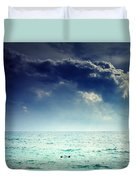 I Am Alone Duvet Cover by Stelios Kleanthous