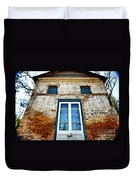 If Bricks Could Talk Duvet Cover by Cheryl Young