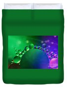 Intergalactic Space 4 Duvet Cover by Kaye Menner