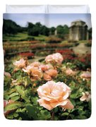 Irish National War Memorial Gardens Duvet Cover by The Irish Image Collection