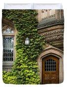 Ivy League Princeton Duvet Cover by John Greim