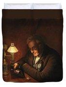James Peale Duvet Cover by Charles Willson Peale