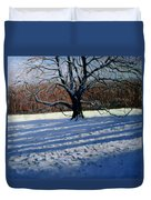 Large Tree Duvet Cover by Andrew Macara