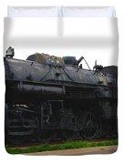 Loc 1518 in Paducah KY Duvet Cover by Susanne Van Hulst