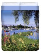 Lough Derg, Ireland Duvet Cover by The Irish Image Collection
