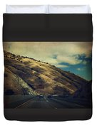 Love Is All Smoke And Mirrors Duvet Cover by Laurie Search