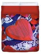 Love Duvet Cover by Joana Kruse