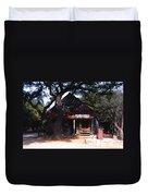 Luckenbach Texas - II Duvet Cover by Susanne Van Hulst