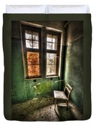 Lunatic Seat Duvet Cover by Nathan Wright