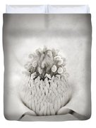 Magnolia 1 Duvet Cover by Rich Franco