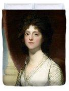 Marianne Ashley Walker Duvet Cover by Gilbert Stuart