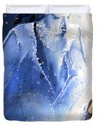 Mary Magdalene Duvet Cover by Miki De Goodaboom